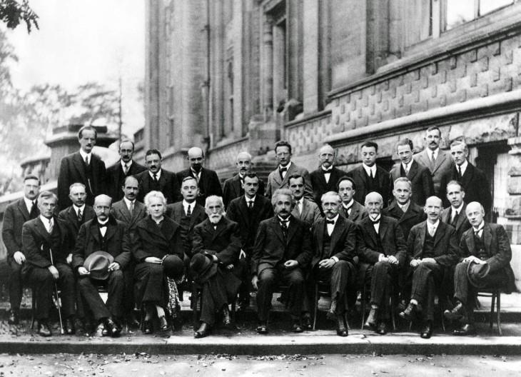 solvay-conference